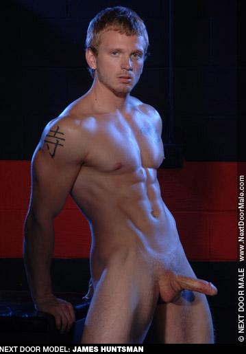 James Huntsman Blond Str8 Uncut Hunk & Gay Porn Star Gay Porn 124716 gayporn star