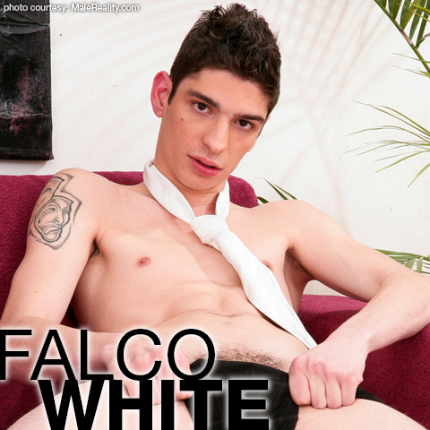 Falco White Male Reality Czech Gay Porn Star Gay Porn 124741 gayporn star