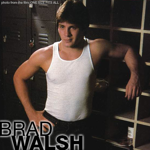 Brad Walsh American Gay Porn Star Gay Porn 124977 gayporn star