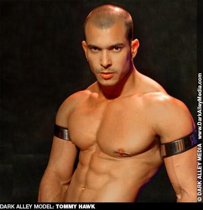 Tommy Hawk Dark Alley Bareback Gay Porn Performer Gay Porn 125475 gayporn star
