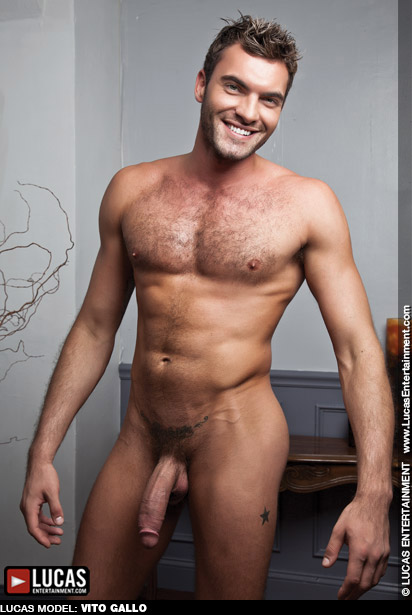Vito Gallo Hung and Handsome Hairy American Gay Porn Star Gay Porn 125590 gayporn star