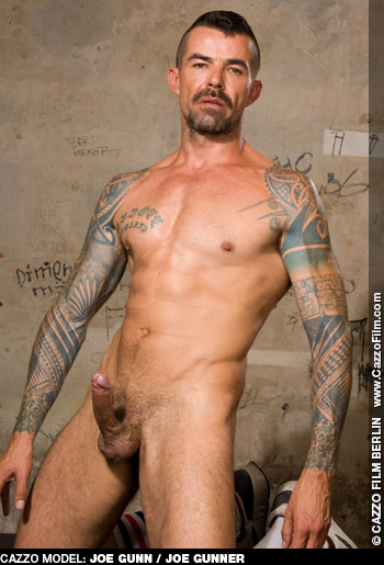 Joe Gunn Joe Gunner British Daddy Gay Porn Star 125625 gayporn star