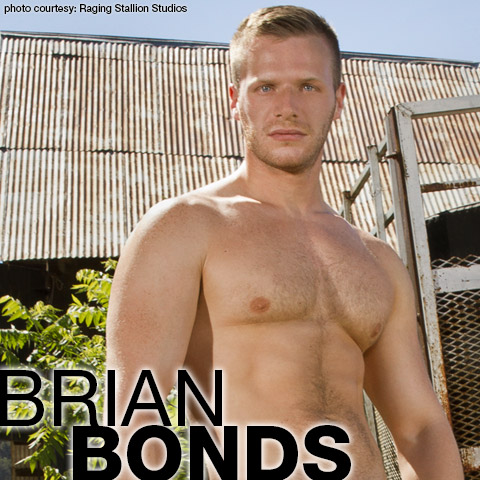 Brian Bonds Raging Stallion Blond Power Bottom American Gay Porn Star Gay Porn 125629 gayporn star