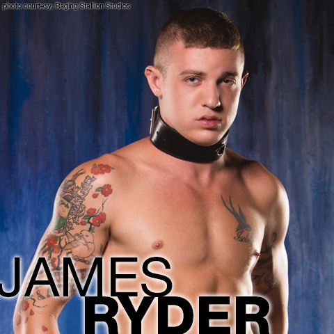 James Ryder Tattooed American Gay Porn Star Gay Porn 125638 gayporn star