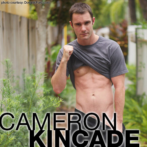 Cameron Kincade American Gay Porn Star