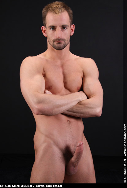 Eryk Eastman Allen ChaosMen Handsome American Amateur Gay Porn Guy Bareback 125793 gayporn star