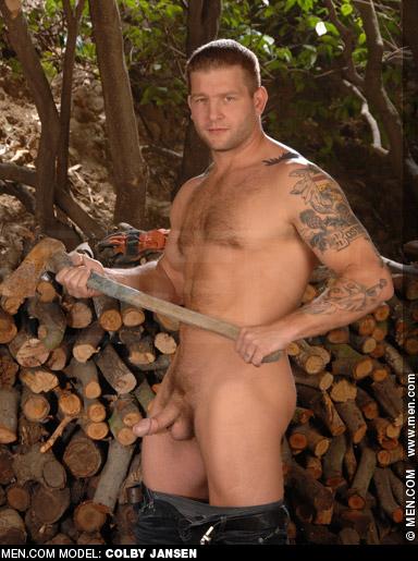 Colby Jansen Hunk Hunk American Gay Porn Star Gay Porn 125877 gayporn star