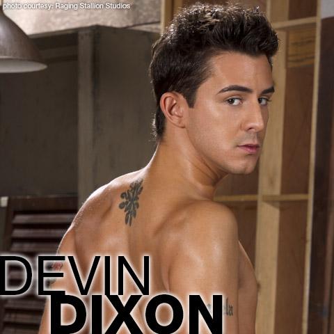Devin Dixon Hung Uncut Tattooed American Gay Porn Star Gay Porn 126020 gayporn star