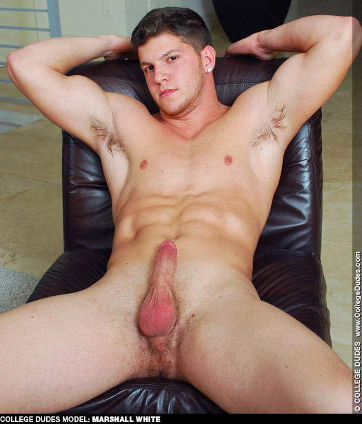 Marshall White Ashton McKay Handsome American College Jock Porn Dabbler Gay Porn 126054 gayporn star