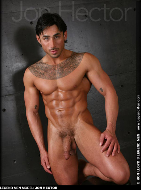 Jon Hector Ron Lloyd LegendMen Model Performer Gay Porn 126267 gayporn star