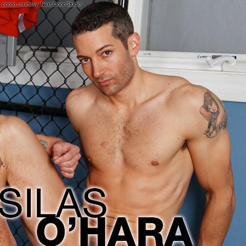 Silas O'Hara Handsome Versatile American Gay Porn Star 126416 gayporn star