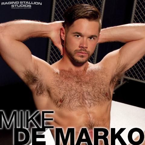 Mike De Marko Horse Hung Cute American Gay Porn Star 126757 gayporn star