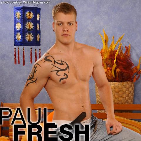 Paul fresh hot wanking