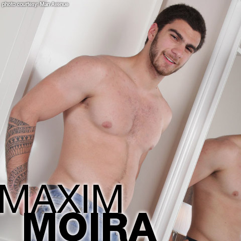 Maxim Moira ManAvenue Muscle Stud Amateur Muscle Stud Czech Gay Porn 127454 gayporn star