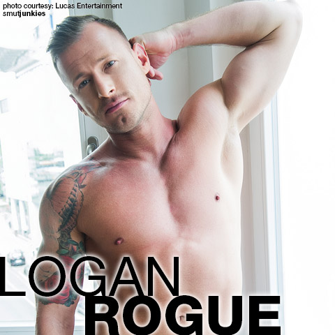 Logan Rogue Handsome Hung Swedish Lucas Entertainment Gay Porn Star Gay Porn 127460 gayporn star