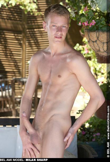 Milan Sharp Bel Ami Czech Gay Porn Star Gay Porn 128198 gayporn star
