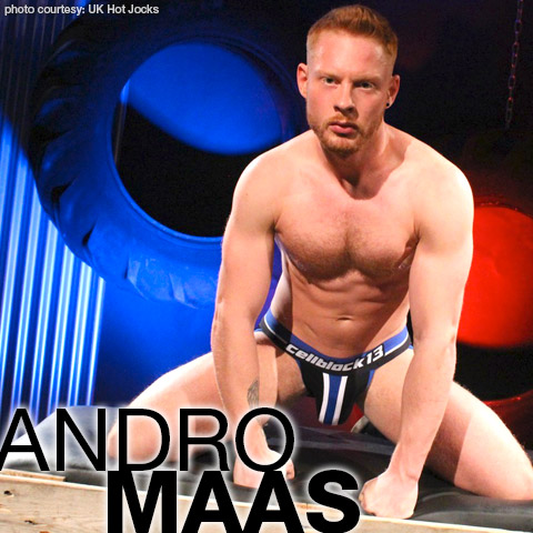 Andro Maas Anglo Dutch Sexy Ginger Gay Porn Star 128466 gayporn star