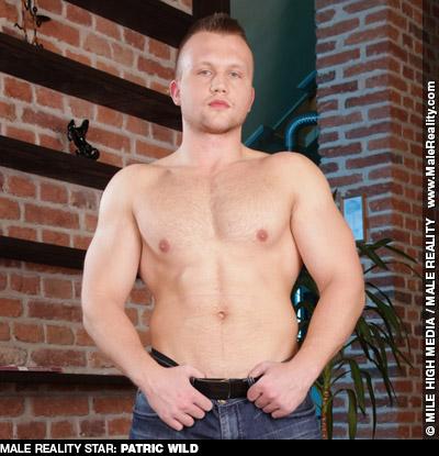 Jindra Hojer / Patric Wild Male Reality Czech Gay Porn Star Gay Porn 128506 gayporn star