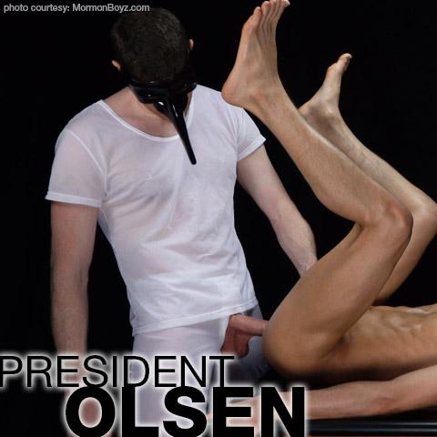 President Olsen Hung MormonBoyz Stunt Dick American Gay Porn Star 128570 gayporn star