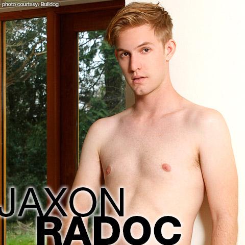 Jaxon Radoc Sexy Blond Hung Ausssie Gay Porn Twink 128707 gayporn star