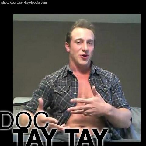 Doc Tay Tay American Exhibitionist Gay Porn GayHoopla Amateur Gay Porn 128726 gayporn star