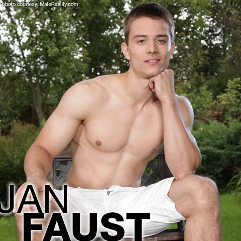 Jan Faust Handsome Muscle Czech Gay Porn Star 128961 gayporn star