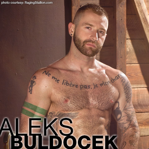 Aleks Buldocek Handsome Tattooed American Muscle Gay Porn Star Gay Porn 129057 gayporn star
