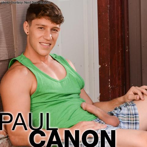 Paul Canon Broke Straight Boy American Gay Porn Star 129154 gayporn star