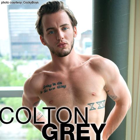 Colton Grey Tattooed American Gay Porn Star 129165 gayporn star