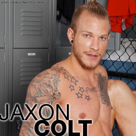 star Jaxon colt gay porn
