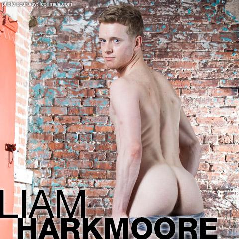 Liam Harkmoore Hung Slender Power Bottom American Gay Porn Star Gay Porn 129253 gayporn star