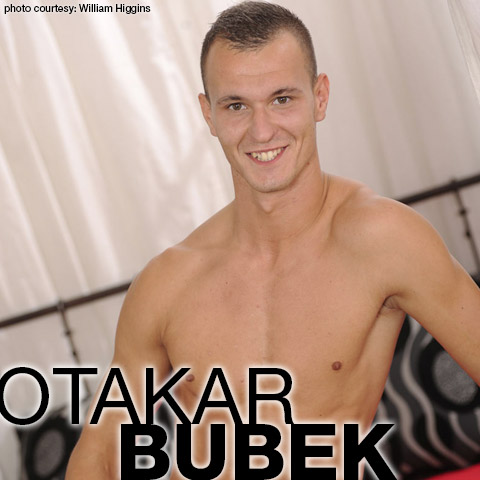 Otakar Bubek Handsome Czech Gay porn Star