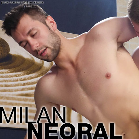 Milan Neoral William Higgins Handsome Czech Gay Porn Star 129347
