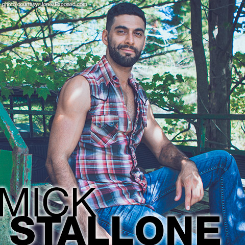 Mick Stallone Hairy Handsome Canadian Gay Porn Star Gay Porn 129649 gayporn star