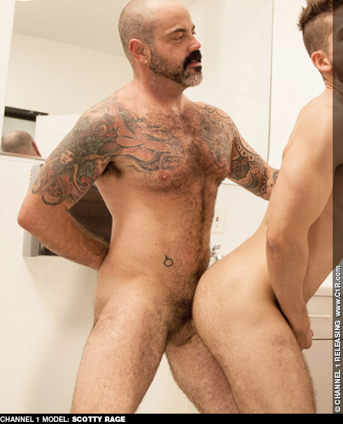 Scotty Rage American Daddy Gay Porn Star 129823 gayporn star