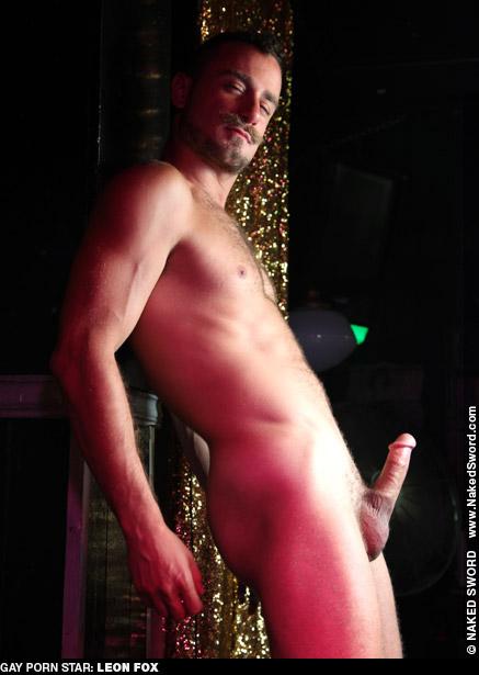 Leon Fox American Gay Porn Star Gay Porn 129897 gayporn star