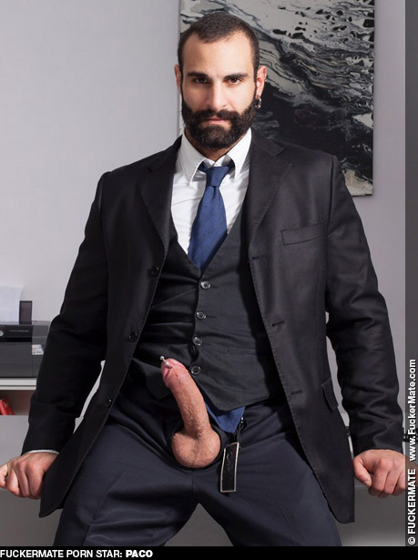 Paco Handsome Furry Italian Power Bottom Gay Porn Star Gay Porn 129898 gayporn star