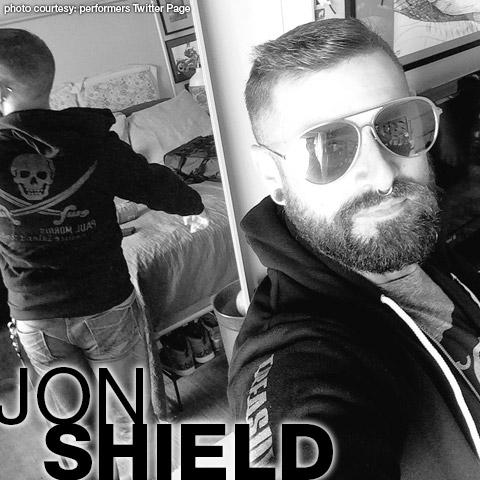 Jon Shield Handsome Nasty Gay Porn Star Gay Porn 129919 gayporn star amateur Scruffy Otter
