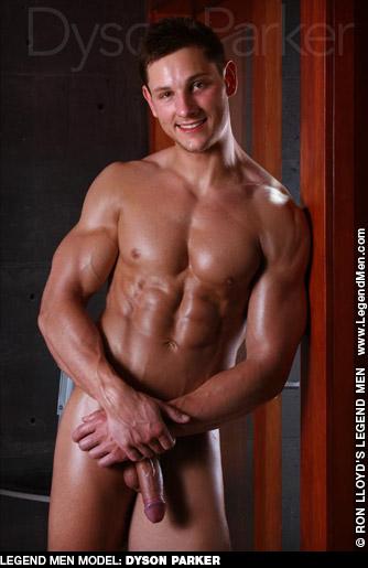 Dyson Parker Ron Lloyd LegendMen Model Performer Gay Porn 129965 gayporn star