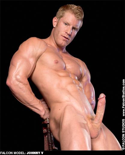Johnny V Blond Power Bottom American Gayporn Star 129966 gayporn star