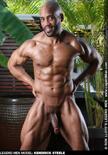 Kendrick Steele American Gay Porn Star 129968 gayporn star Ron Lloyd LegendMen.com Body Image Productions