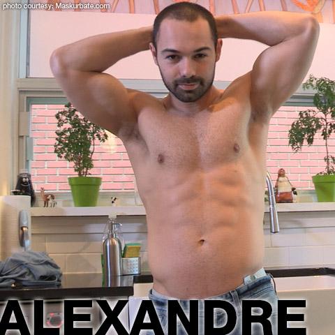 Alexandre Canadian Stripper Gay Porn Performer Gay Porn 130021 gayporn star