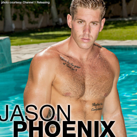 Jason Phoenix Channel 1 Exclusive Handsome Uncut American Gay Porn Star Gay Porn 130064 gayporn star