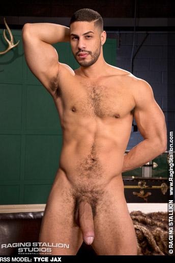 Tyce Jax Raging Stallion American Gay Porn Star Gay Porn 130173 gayporn star