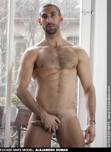 Alejandro Dumas Spanish / Cuban Gay Porn Star 130182 gayporn star