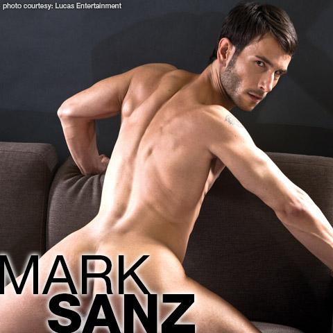 Mark Sanz Slender American Gay Porn Star Gay Porn 130191 gayporn star