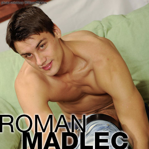 Roman Madlec William Higgins Czech Gay Porn Star 130364 gayporn star