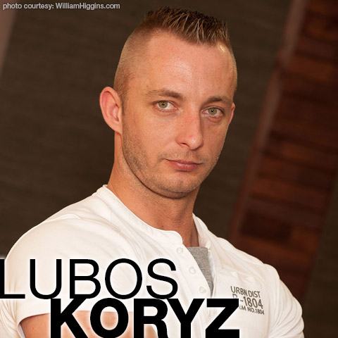Lubos Koryz Handsome William Higgins Czech Gay Porn Star 130403 gayporn star