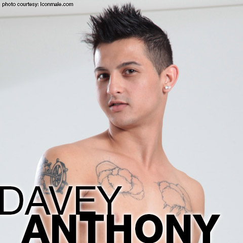 Davey Anthony Tattooed American Gay Porn Star 130678 gayporn star