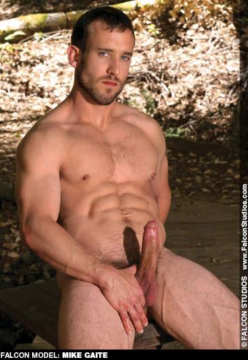 Mike Gaite American Gay Porn Star 130700 gayporn star